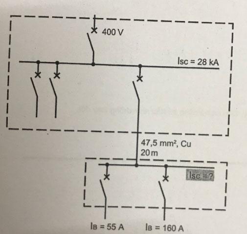 Xác định dòng ngắn mạch Isc theo dòng ngăn mạch đầu dây