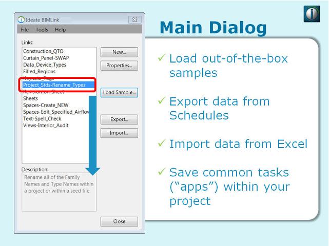 Truy xuất thông tin từ Revit sang Excel