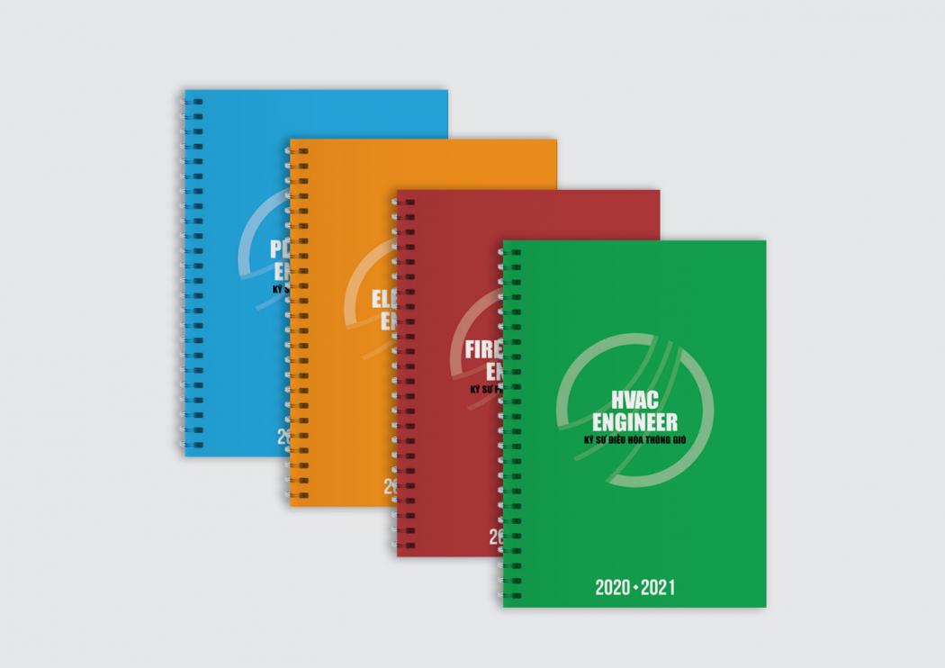 Cuốn sổ ghi chép thông minh dành cho các kỹ sư cơ điện