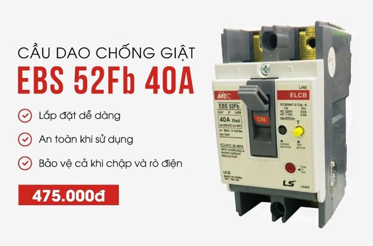 ELCB EBS 52Fb 40A