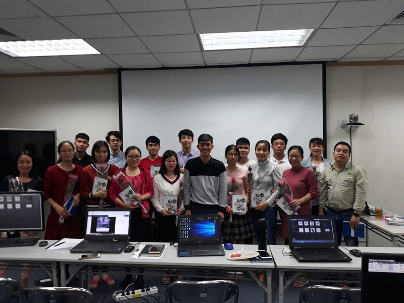 Revit MEP: Tiếp tục hành trình tại Kinden Việt Nam