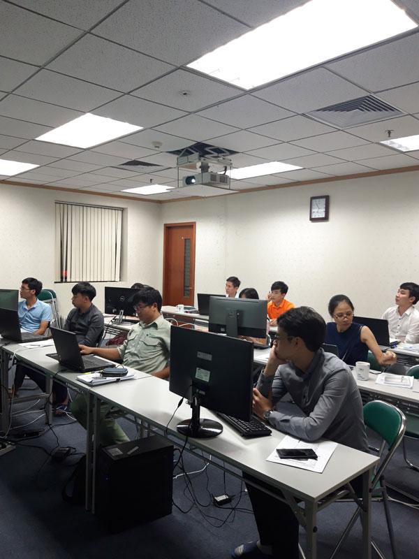 Revit MEP: Đào tạo cho nhân viên Kinden Việt Nam