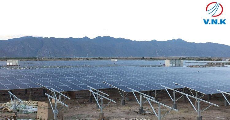 Thi công lắp đặt hệ thống thiết bị nhị thứ tại Nhà máy điện mặt trời Vĩnh Hảo 6