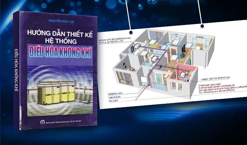 Tài liệu hướng dẫn thiết kế hệ thống ĐHKK PGS-TS Nguyễn Đức Lợi