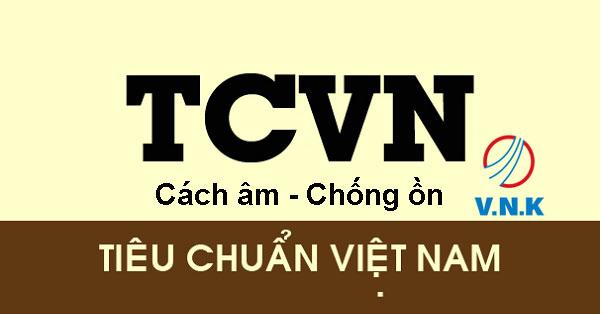 Tiêu-chuẩn-Việt-Nam-về-Cách-âm-chống-ồn