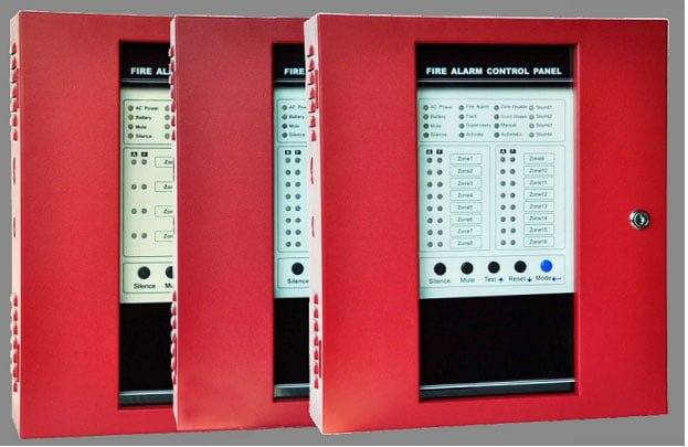 Hướng dẫn sử dụng Trung tâm báo cháy Tanda TX1004-8-16