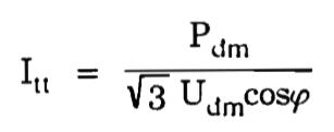 dòng tt khi cầu chì bv lưới 3 pha