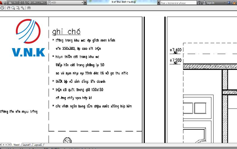 Hướng dẫn cài đặt và sửa lỗi Font Autocad