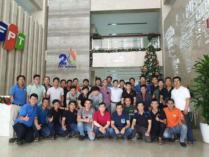 Đào tạo tổng quan về hệ thống Điện trong công trình tòa nhà tại Doanh nghiệp FPT