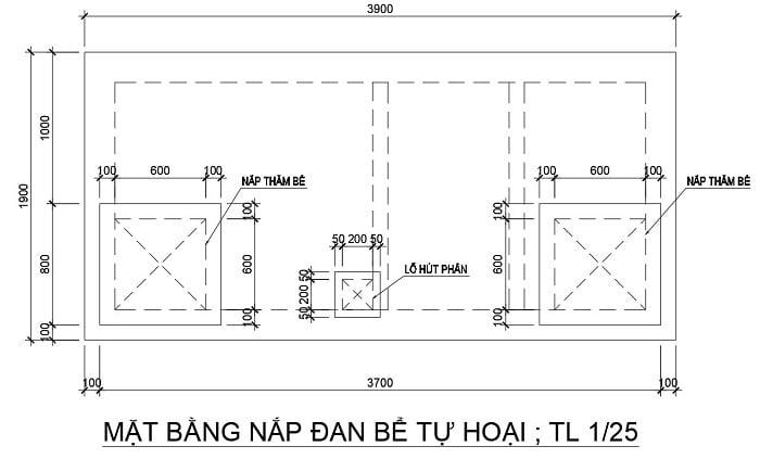 Phương pháp thiết kế và lựa chọn dung tích bể tự hoại | VNK EDU