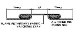 nối mềm giữa ống gió và thiết bịối mềm giữa ống gió và thiết bị