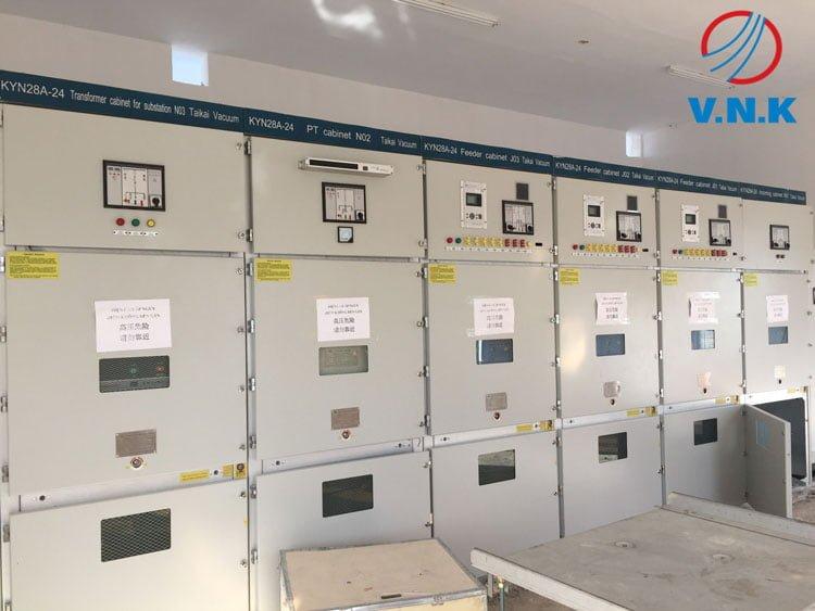 nhà máy điện năng lượng mặt trời Tuy Phong