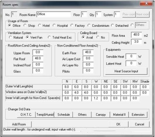 phần mềm tính tải nhiệt