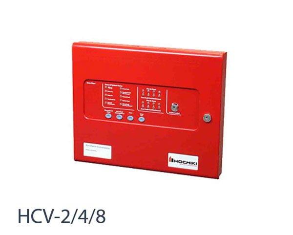 Hướng dẫn sử dụng Trung tâm báo cháy Hochiki HVC-2-4-8